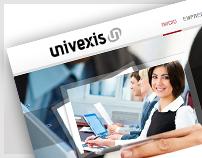 Web Site » UNIVEXIS