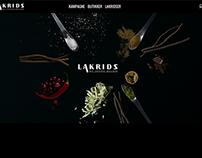 Lakrids By Johan Bülow Website
