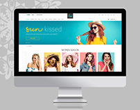 E-commerce Website Clothing and Fashion