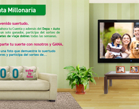 Nueva Cuenta Millonaria - Interbank