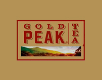Gold Peak Tea // Brand Site (Concepts)