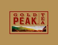 Gold Peak Tea // Brand Site (Concepts)