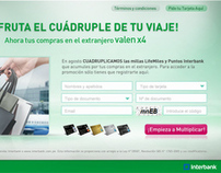 LifeMiles - Puntos Interbank