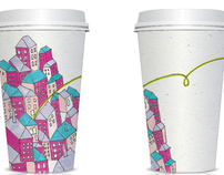 Starbucks / cup design