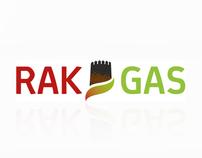 RAK GAS logotype