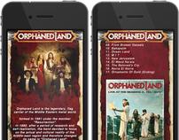 ORPHANED LAND FREE MUSIC APP