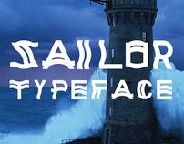 Sailor typeface