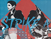 Poster - Strike a Pose
