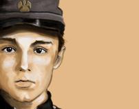 American Civil War Digital Portraits