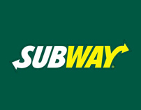 Subway // Green Lantern Microsite & Mobile Campaign