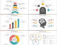 25+ multicolor chart Slides PowerPoint templates