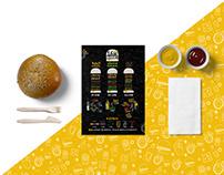 160° Burger - Brand Book