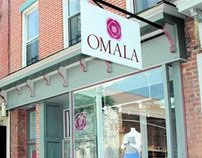 Omala Identity Design