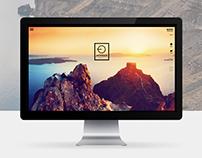 The Mythique Santorini Website