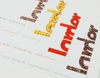 Branding & Identity . The Larder