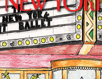 New Yorker Cover Design