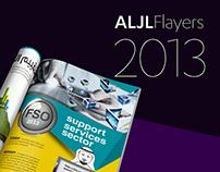 ALJL Flayers 2013