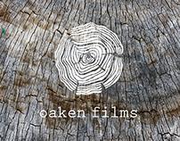 Oaken Films Branding