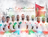 Morocco Olympic Football team