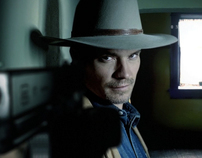 "FX ""Justified"" show promo"