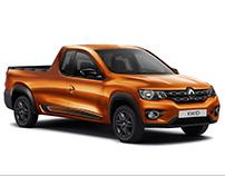 Renault Kwid Suv & Pick-up