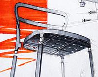 Sketch, Furniture
