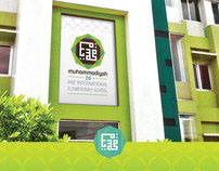 Muhammadiyah Pre International School Rebranding