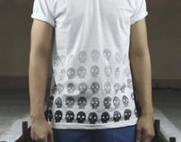 skull shirt 2012 by kuds cruz clothing