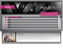 High Bit Rate - Radio