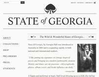 State Of Georgia Website