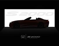 HONDA S2000 Redesign