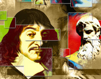 The Mathematicians - Portraits