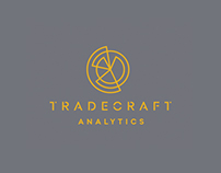 Tradecraft Analytics Logo & Collateral