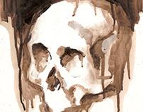 Skulls 2005 - selected works