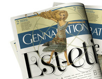 Newspaper Print Design Composing & Web Application