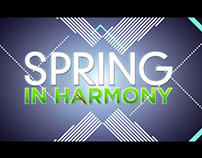 Spring In Harmony @ Summarecon Digital Center