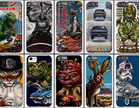 ChetArt on Phone Cases