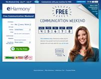 eHarmony Landing Pages
