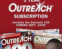 Outreach Magazine Banner Ads