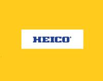 HEICO AD CAMPAIGN