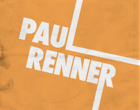 PAUL RENNER POSTERS