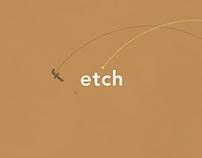 Fetch| TypographicalPoster