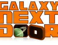 Galaxynextdoor.com Website and Logo Design