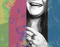 Janis Joplin Poster