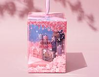Etude House Sweet Endorser Cherry Blossom kit