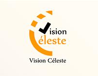 Logotype Vision Céleste
