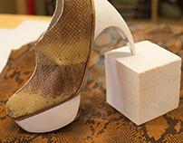 "Italian Shoe Design: ""Poison"""