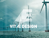 Design Vitae logo design case of study