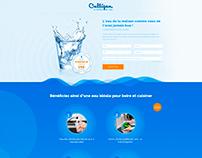 Culligan Landing Page