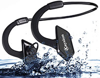 14 Best Waterproof Bluetooth Headphones In 2017